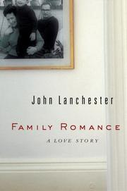 Cover art for FAMILY ROMANCE