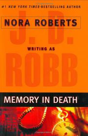 Book Cover for MEMORY IN DEATH