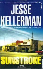 SUNSTROKE by Jesse Kellerman