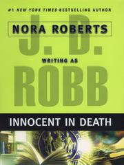 Cover art for INNOCENT IN DEATH