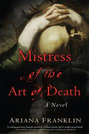 Cover art for MISTRESS OF THE ART OF DEATH