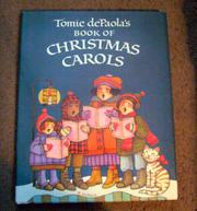 TOMIE DEPAOLA'S BOOK OF CHRISTMAS CAROLS by Tomie dePaola