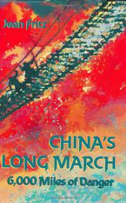 CHINA'S LONG MARCH by Yang Zhr Cheng