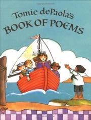 TOMIE DEPAOLA'S BOOK OF POEMS by Tomie dePaola