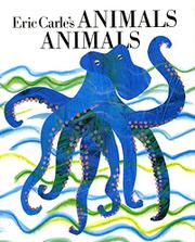 Book Cover for ERIC CARLE'S ANIMALS ANIMALS