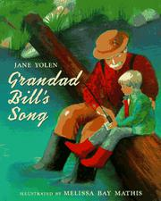Cover art for GRANDAD BILL'S SONG