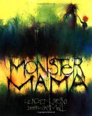 MONSTER MAMA by Liz Rosenberg
