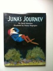 JUNA'S JOURNEY by David Kherdian