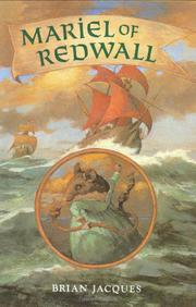 Cover art for MARIEL OF REDWALL