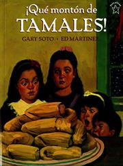 Book Cover for TOO MANY TAMALES