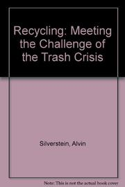 RECYCLING by Alvin Silverstein