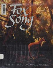 FOX SONG by Joseph Bruchac