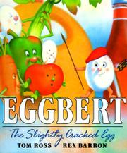 Cover art for EGGBERT
