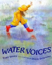 WATER VOICES by Toby Speed