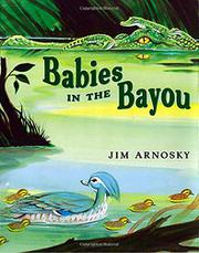 Cover art for BABIES IN THE BAYOU