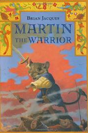 Book Cover for MARTIN THE WARRIOR