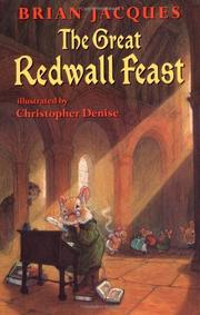 THE GREAT REDWALL FEAST by Brian Jacques