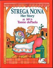 STREGA NONA HER STORY by Tomie dePaola