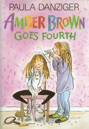 Book Cover for AMBER BROWN GOES FOURTH