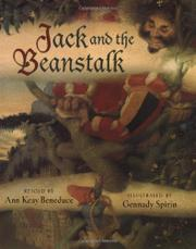 JACK AND THE BEANSTALK by Ann Keay Beneduce