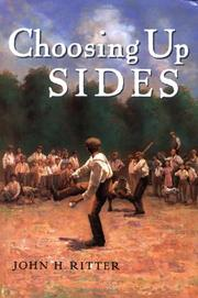 Book Cover for CHOOSING UP SIDES