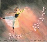Book Cover for TANYA AND THE RED SHOES