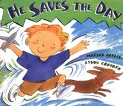 Book Cover for HE SAVES THE DAY