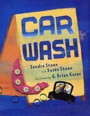 CAR WASH by Sandra Steen
