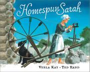 HOMESPUN SARAH by Verla Kay
