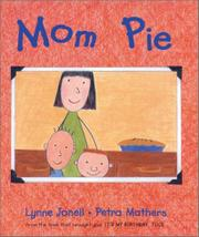 MOM PIE by Lynne Jonell