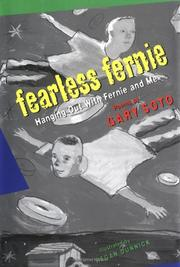 FEARLESS FERNIE by Gary Soto