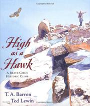 HIGH AS A HAWK by T.A. Barron