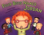 Cover art for FOUR BOYS NAMED JORDAN