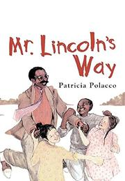 Cover art for MR. LINCOLN'S WAY