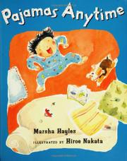 PAJAMAS ANYTIME by Marsha Hayles
