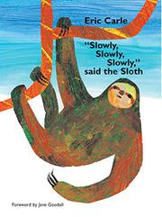 "Cover art for ""SLOWLY, SLOWLY, SLOWLY,"" SAID THE SLOTH"