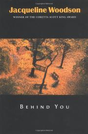 Book Cover for BEHIND YOU