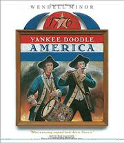 YANKEE DOODLE AMERICA by Wendell Minor