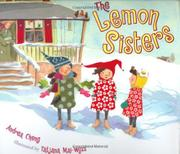 THE LEMON SISTERS by Andrea Cheng