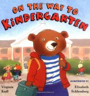 Book Cover for ON THE WAY TO KINDERGARTEN