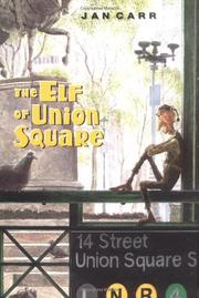 Cover art for THE ELF OF UNION SQUARE