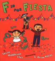 F IS FOR FIESTA by Susan Middleton Elya