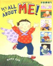 IT'S ALL ABOUT ME! by Nancy Cote