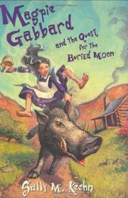 MAGPIE GABBARD AND THE QUEST FOR THE BURIED MOON by Sally M. Keehn