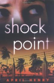 Book Cover for SHOCK POINT