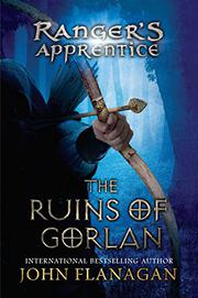 Book Cover for THE RANGER'S APPRENTICE