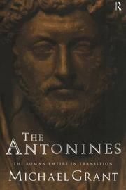 Book Cover for THE ANTONINES
