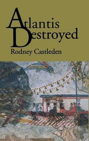 ATLANTIS DESTROYED by Rodney Castleden