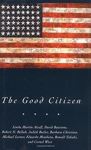 THE GOOD CITIZEN by David Batstone