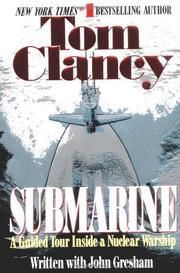 SUBMARINE by Tom Clancy